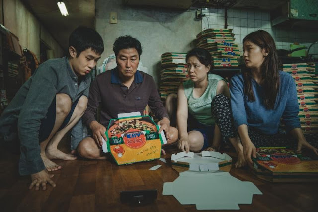 Review Filem Parasite | Filem Wajib Tonton