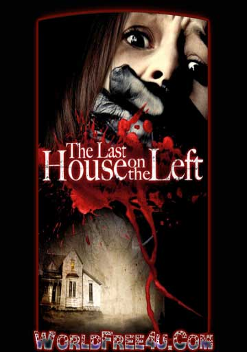 Poster Of The Last House on the Left (2009) Full Movie Hindi Dubbed Free Download Watch Online At worldfree4u.com
