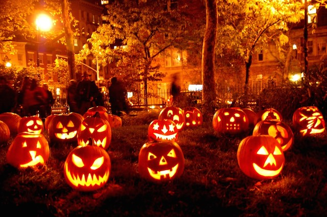 Un poema para Halloween