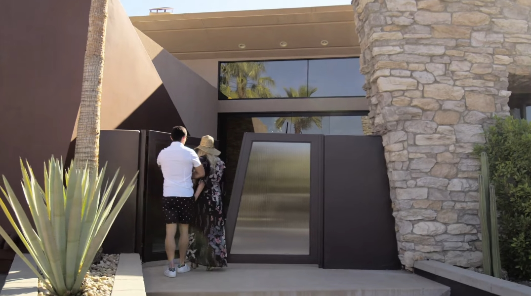 23 Interior Design Photos vs. 365 Patel Place, Palm Springs, CA Luxury Home Tour