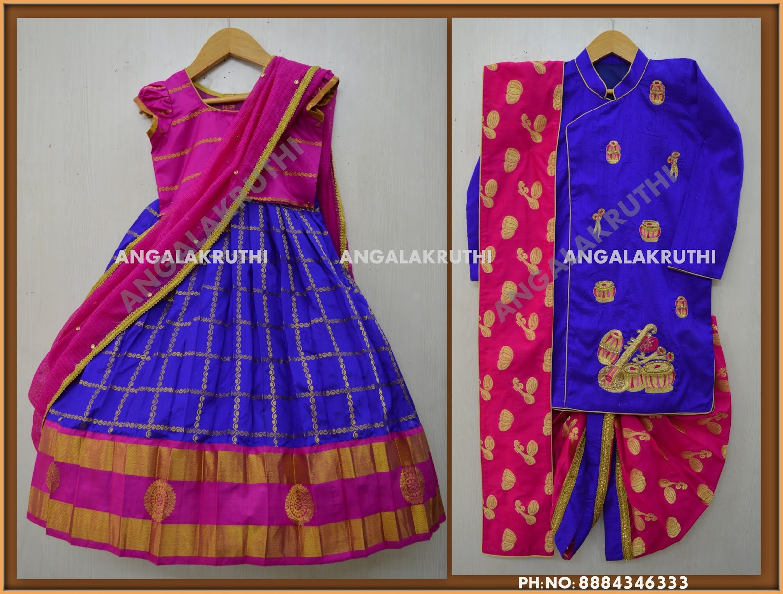 820aa336af9 Orange and yellow Kids Frock with hand Embroidery by  Angalakruthi_Bangalore. #kidsboutique in bangalore #designerboutique in  bangalore #angalakruthi ...