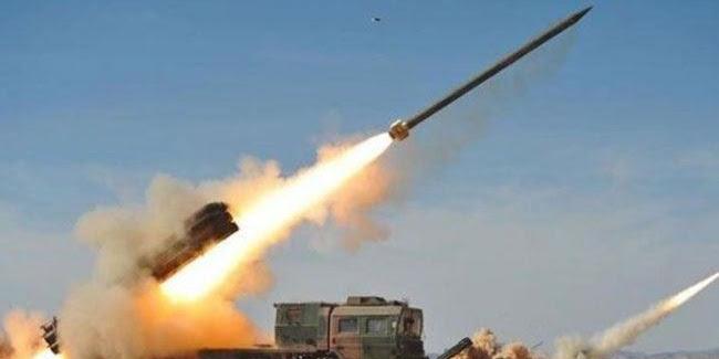 China Tembak Rudal ke Perbatasan Korea Utara Pada Awal Pekan Ini