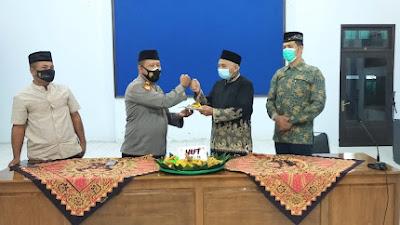 Peringati HUT Kemerdekaan ke 76, Pemerintah Kecamatan Pituruh Gelar Doa Bersama