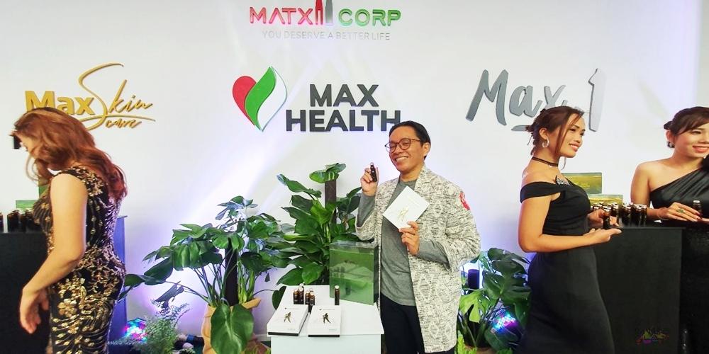 Matxi Corp, Matxi S.G. Matxi Corp Malaysia, Health, Beauty, Beauty by Rawlins, Rawlins GLAM