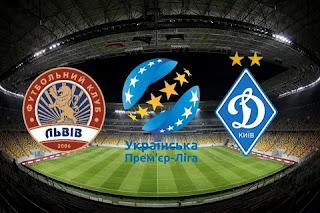 Динамо К – Львов  смотреть онлайн бесплатно 3 ноября 2019 прямая трансляция в 18:00 МСК.