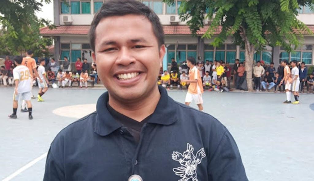 Ketua panitia Vireta Cup 2019; Prestasi itu Diraih Oleh Orang-Orang Yang Benar-Benar Bertanggungjawab