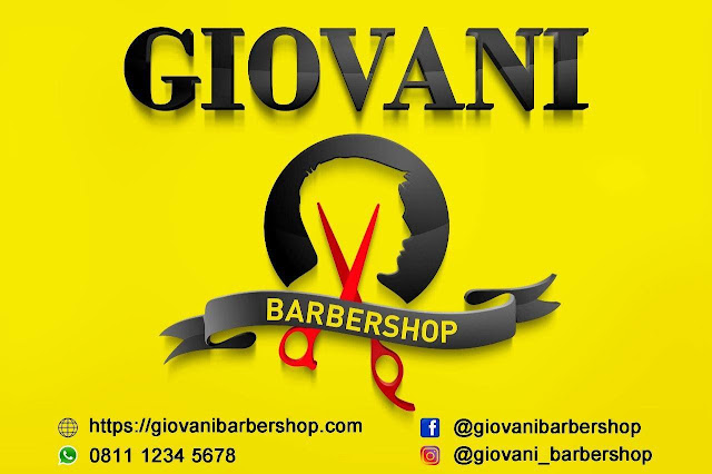 GIOVANI Barbershop, Mitra Usaha Hair Stylist Profesional