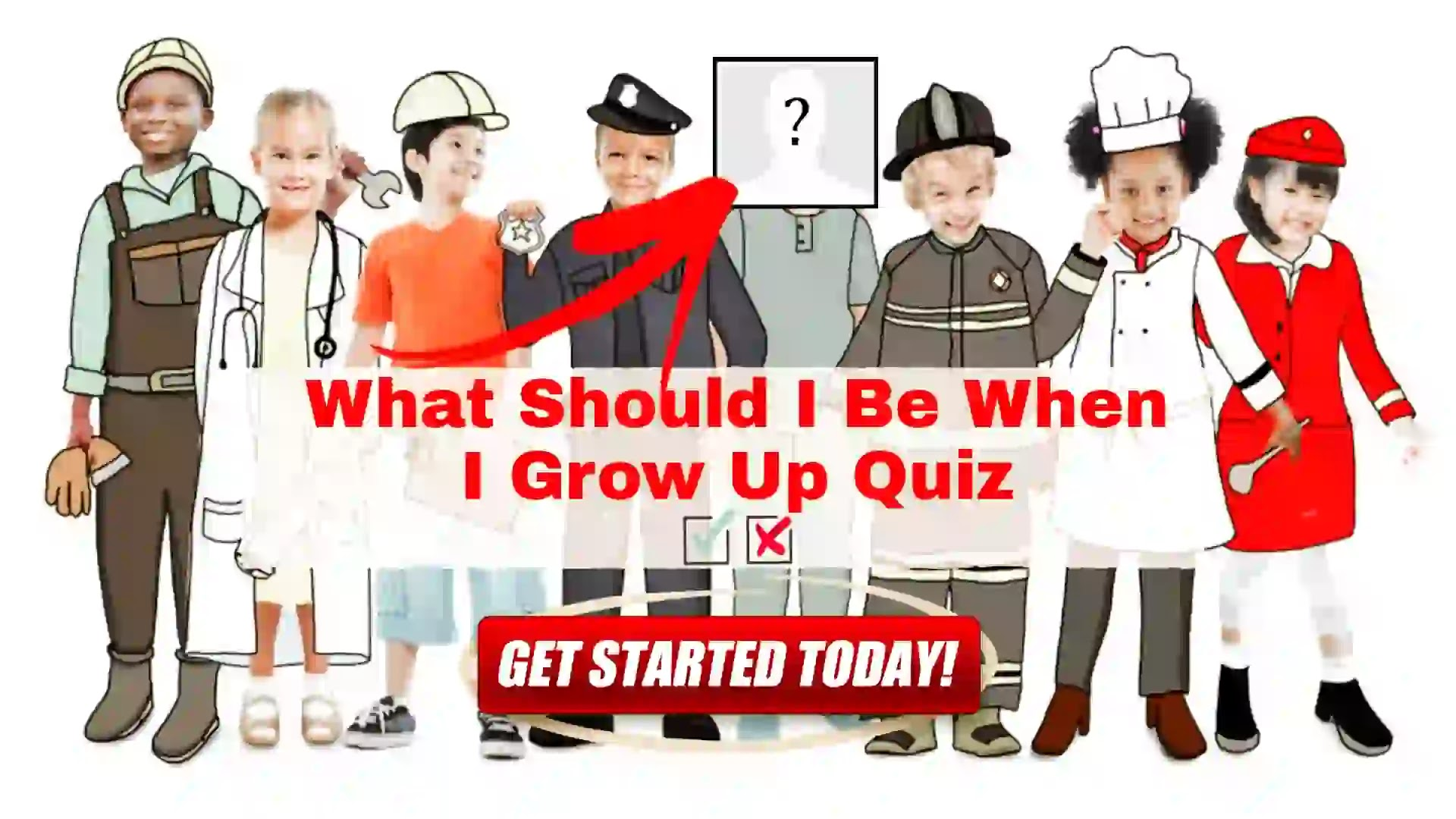 What Should I Be When I Grow Up Quiz