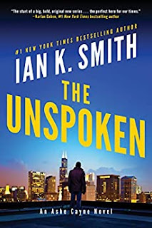 Book Review and GIVEAWAY: The Unspoken, by Ian K. Smith {ends 10/24}