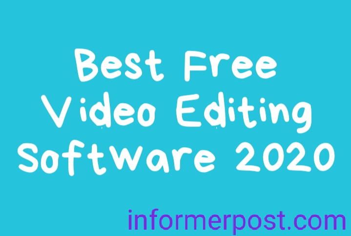 Top 5 New Best Free Video Editing Software No Watermark 2020 Shot Cut  Olive  DaVinci Resolve  kdenlive  Blender