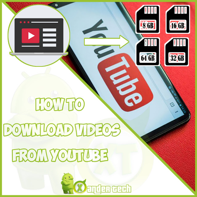How to download videos from YouTube to phone Memory