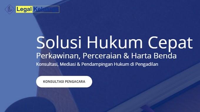 Pengacara Perceraian di Jakarta | Legal Keluarga