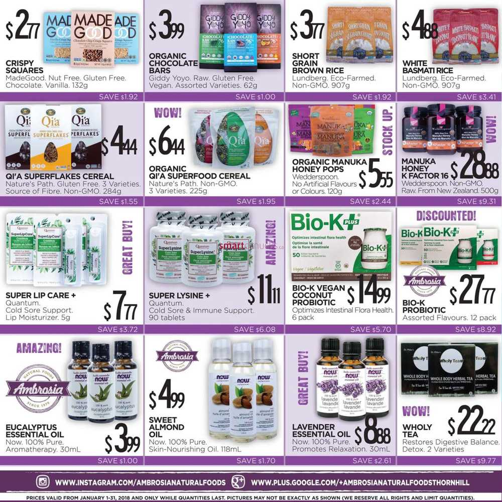 Find here the best Natural Grocers deals in Phoenix AZ and all the information from the stores around you. Visit Tiendeo and get the latest weekly ads and coupons on .