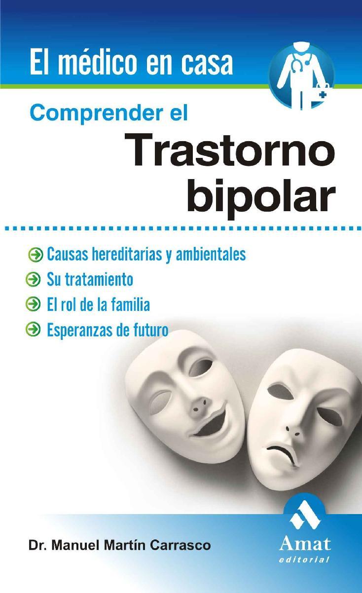 Comprender el trastorno bipolar – Manuel Martín Carrasco