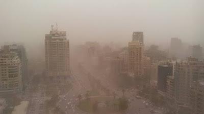 رئيس هيئه التنبؤات بالارصاد الجويه للمصريين . . اوعوا تصيفوا وهذا ما سيحدث فى الايام المقبله