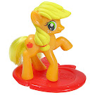 MLP Happy Meal Toy Applejack Figure by McDonald's