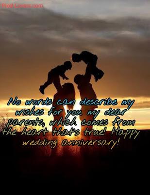 parent wedding anniversary wishes