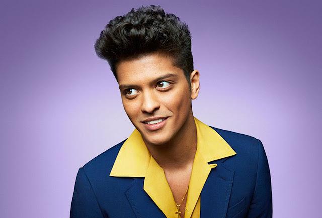 Biodata dan Profil Bruno Mars