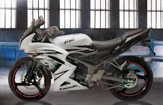 Daftar Harga Kredit Ninja 150RR SE Kawasaki Lengkap
