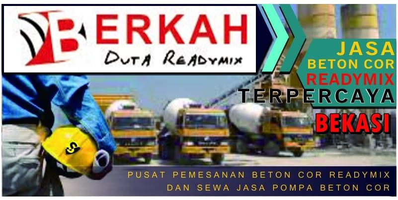 Harga Readymix Bekasi 2019