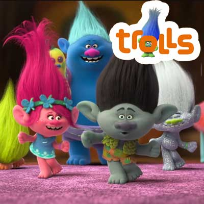 Can't Stop The Feeling Song - Justin Timberlake - Trolls movie