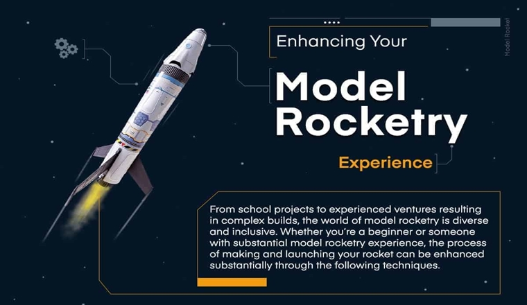 Enhancing Your Model Rocketry Experience #infographic
