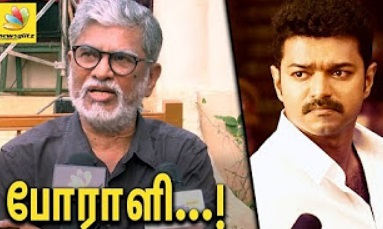 Vijay Father SA Chandrasekhar on Mersal GST issue | About BJP and Modi