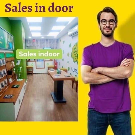 sales indoor