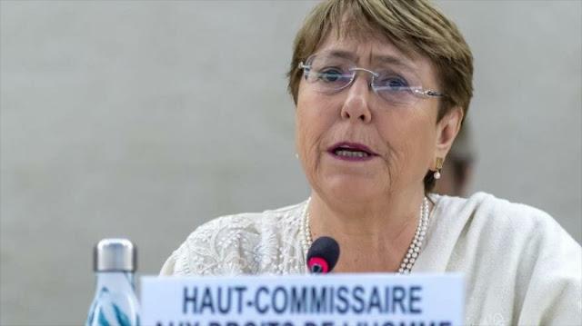 Bachelet critica en su informe la situación de DDHH en Venezuela