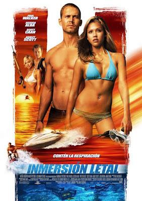 Into the Blue 2005 DVD R1 NTSC Latino