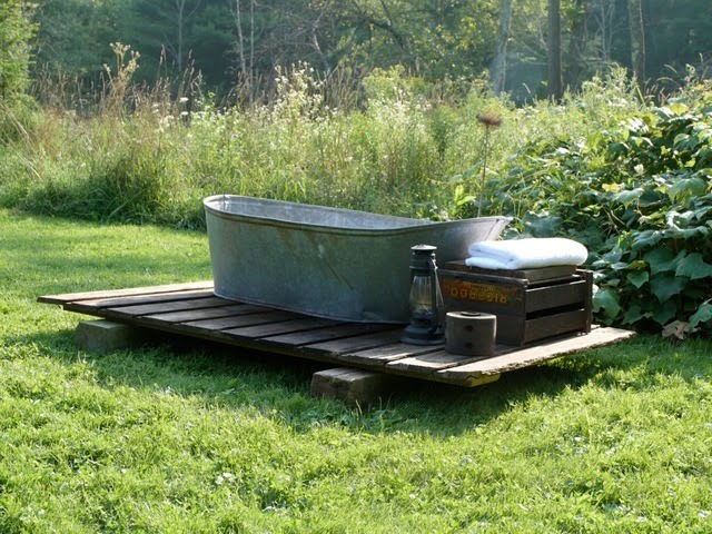 Two men and a little farm outdoor soaking tub - Craigslist little rock farm and garden ...