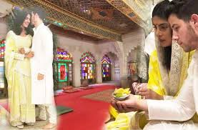 priyanka chopra nick jonas wedding in jodhpur