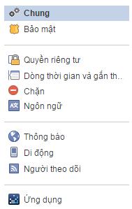 Huong dan bat nut theo doi tren facebook