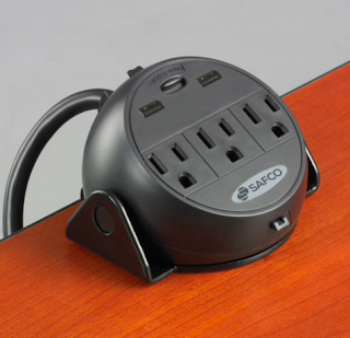 safco power module with usb