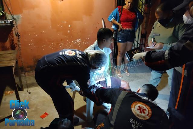 Jovem é vítima de tentativa de latrocínio na Ilha de Santa Isabel