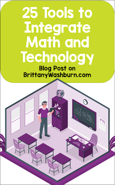Math teachers rejoice! Here are tips, tools, and resources for teaching math with technology.