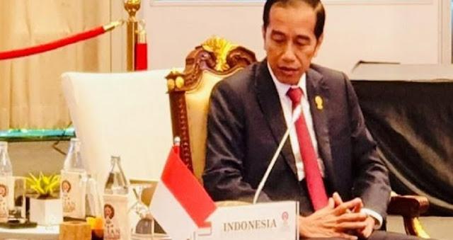 Jokowi Siapkan Pidato Kemenangan, Apa Isinya? Nih Bocoran dari Luhut