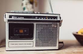 household electronic radio
