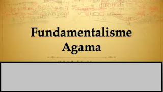 Pengertian Fundamentalisme Keagamaan Dalam Negara
