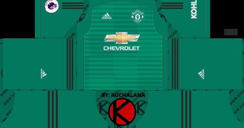 7077d0fe395 Manchester United Kit 2018 Dream League