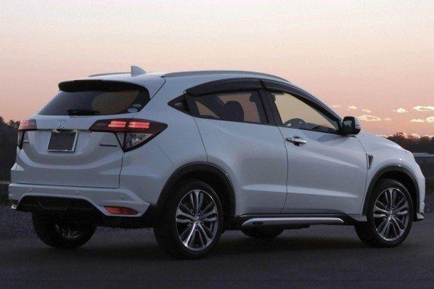 Honda HR-V Bekas