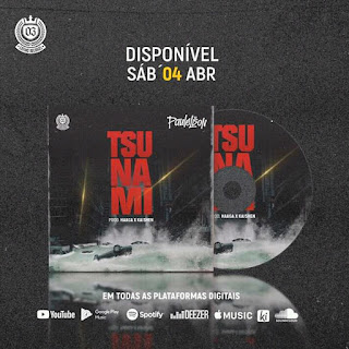 Paulelson-Tsunami (Rap) Download Mp3 •Dossado Mix