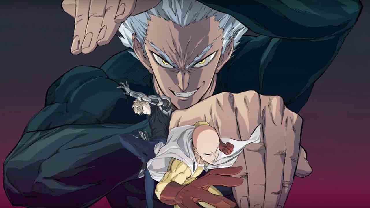 One Punch Man Season 2 BD (Episode 01 - 12) Subtitle Indonesia