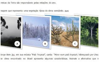 Prova de Geografia - 6º ano - 3º bimestre - www.professorjunioronline.com