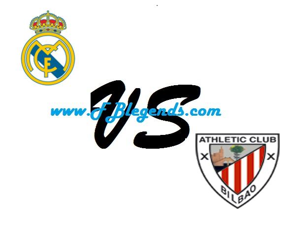 مشاهدة مباراة ريال مدريد واتلتيك بلباو بث مباشر الدوري الاسباني بتاريخ 2-12-2017 يلا شوت athletic de bilbao vs real madrid