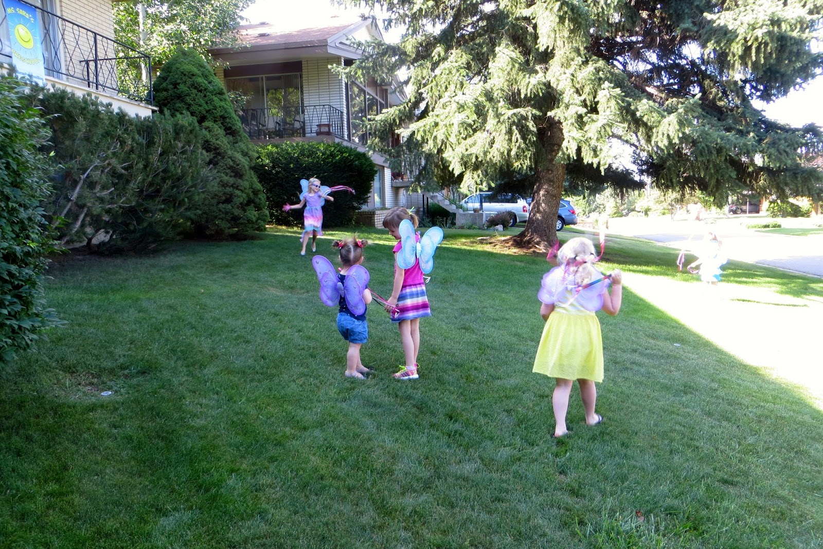 Ms. Sara\'s Preschool Blog: Summer Camp - Fairies