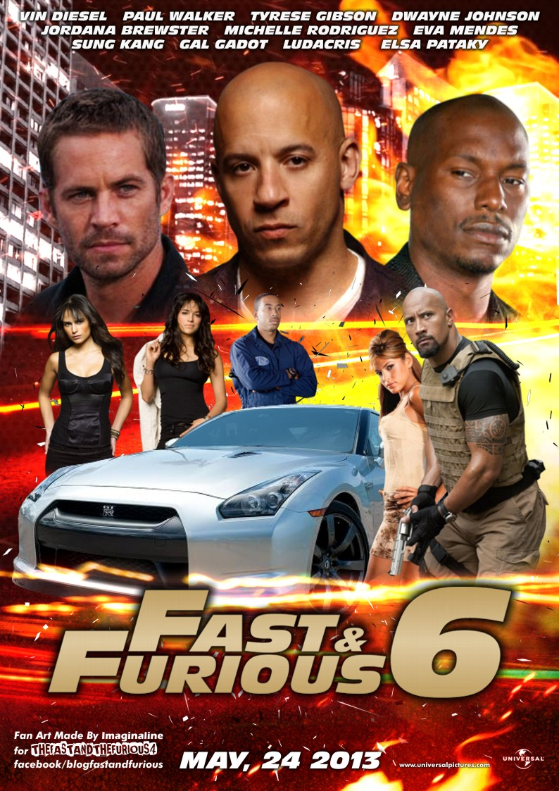 Fast And Furious 6 Full Movie Watch Online 3D 1080 P 720 P -8930