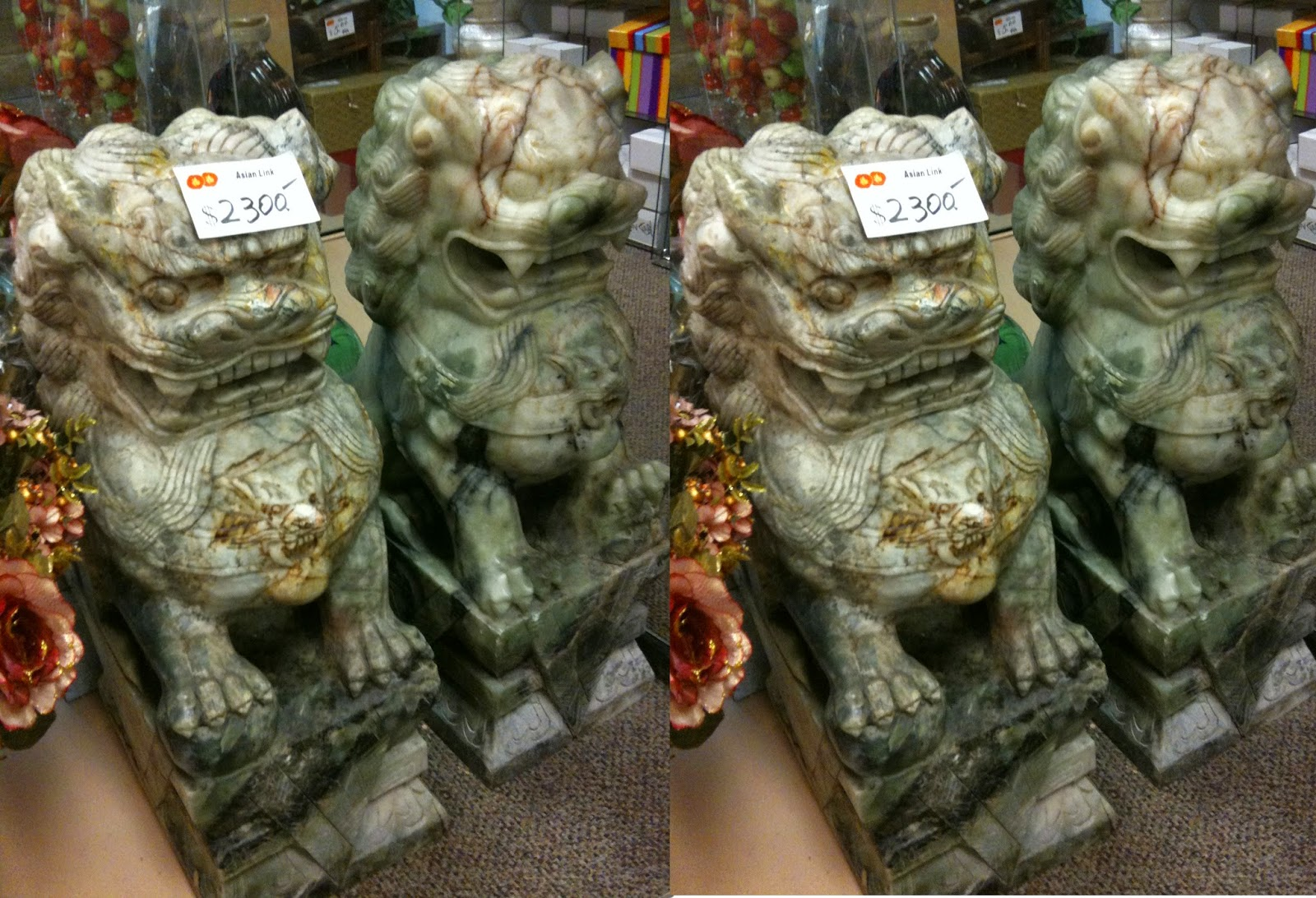 Jade fu dogs, feng shui, luck, protection, guardian, lions