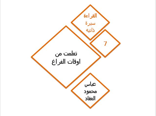 حل درس تعلمت من أوقات الفراغ للصف التاسع اللغه العربيه