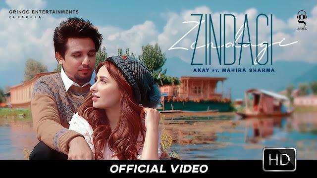 Zindagi Lyrics in English
